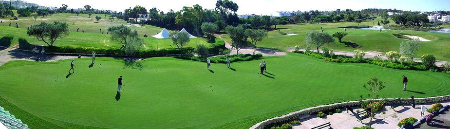 The 36-hole Kantaoui Golf Club