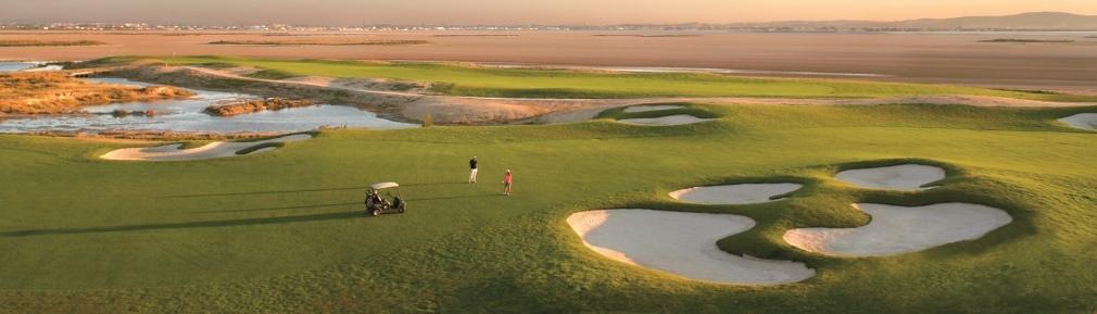 The Robert Trent Jones II Residence Golf Club in Tunis, Tunisia