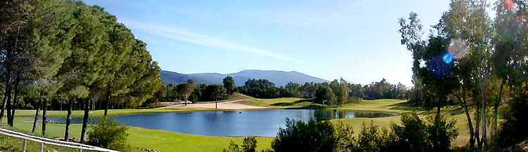 Tabarka Golf Club - where mountains, lakes, and sea come together